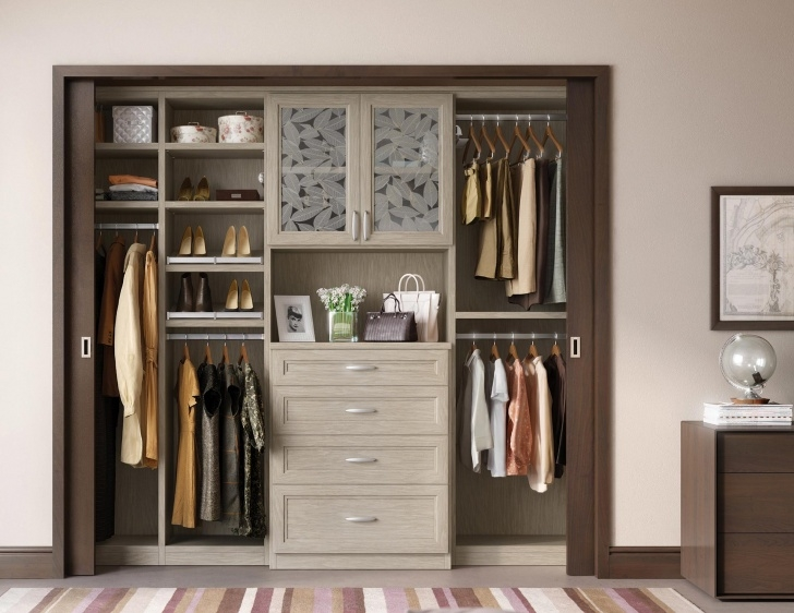 Amazing Reach In Closet Systems | Reach-In Closet Designs | California Closets Closet Organizer Systems Canada Picture