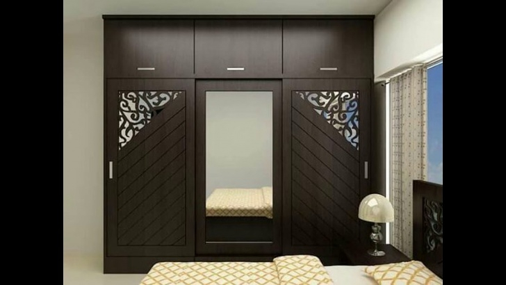 Amazing Wardrobe Designs With Dressing Table For Bedroom - Youtube Designs For Wardrobes With Dressing Tables Picture