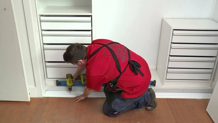 Astonishing How To Install Sliding Wardrobe Doors - Diy With Bunnings - Youtube Diy Sliding Wardrobes Picture