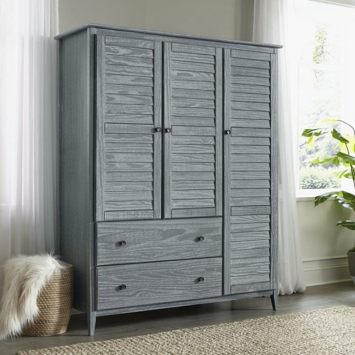 Awesome Buy Armoires & Wardrobe Closets Online At Overstock | Our Best Clothing Wardrobes Furniture Picture