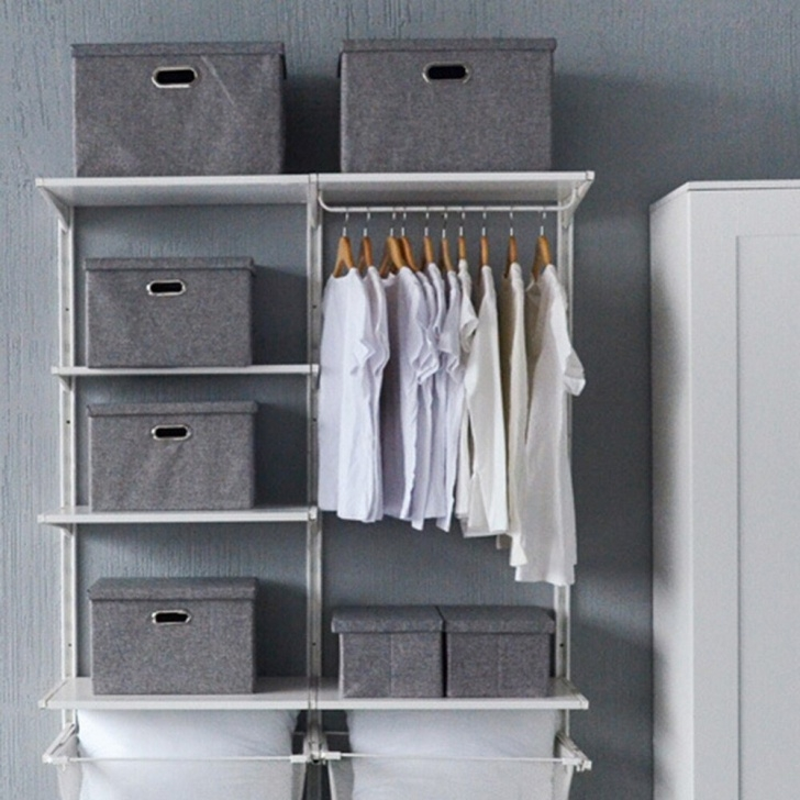 Awesome Buy Closet Storage Bins And Get Free Shipping On Aliexpress Closet Storage Boxes With Lids Image