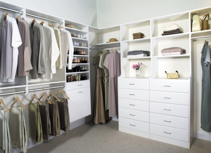Awesome Do It Yourself Closet Systems Lowes | For The Home | Home Depot Lowes Small Walk-In Closet Design Ideas Pics