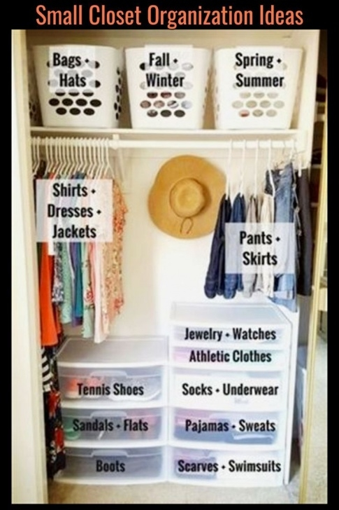 Awesome Easy Diy Closet Organizing System - Closet Organization On A Budget Diy Closet Organization Ideas Pinterest Picture