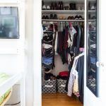 Best Closet Storage Ideas - Small Closet Organization | Apartment Therapy Ideas For Tiny Closets Picture