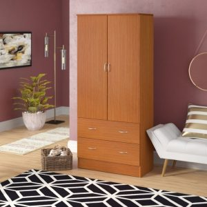 Best Ebern Designs Guerrera Wardrobe Armoire & Reviews | Wayfair Give Me Wayfair Furniture Wardrobe Image
