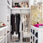 Best Incredible Small Walk-In Closet Ideas & Makeovers | Teen Girls Dream Incredible Small Walk-In Closet Ideas Image
