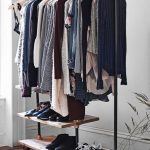 Best My Tiny Bungalow // Stand-Alone Closet Alternatives | On The Blog Closet Stand Alone Image