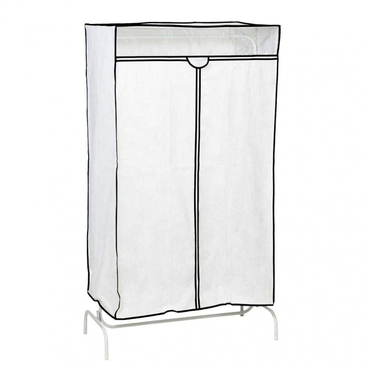 Brilliant Closetmaid 64 In. Deluxe Portable Closet-1095 - The Home Depot White Portable Closet Photo