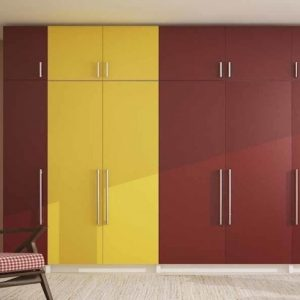 Brilliant Cupboard Design For Small Bedroom In India 2018 | Wooden Almari Design Wood Safe Almari Designs For Home
