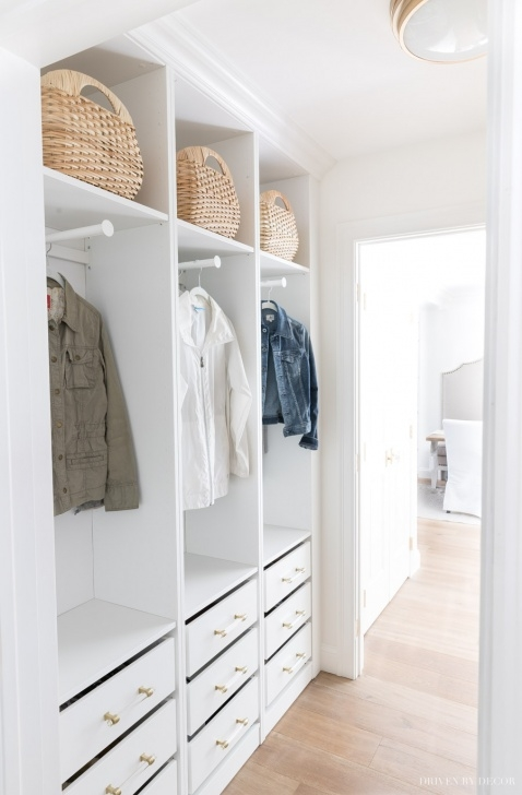 Brilliant Our New Coat Closet Using Ikea Pax Wardrobes! | Driven By Decor Ikea Pax Wardrobe Closet Picture