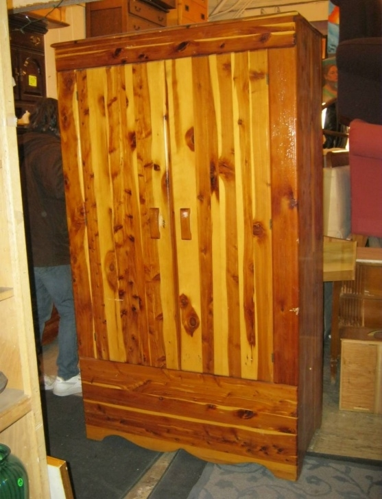 Excellent Vintage Cedar Wardrobe Closet - Decoratorist - #87632 Cedar Wardrobe Closet Pics