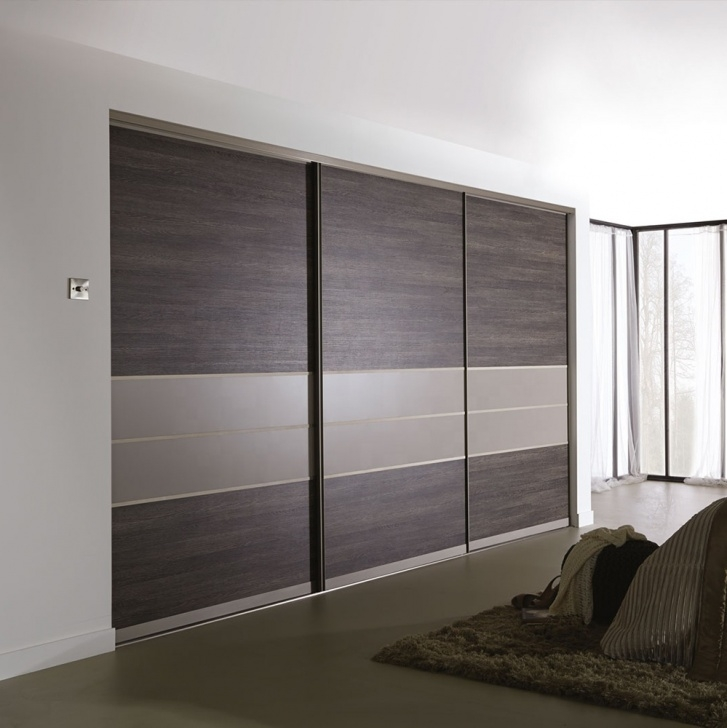 Excellent Wooden Almirah Designs In Bedroom Wall Double Color Wardrobe Design  Furniture Bedroom Almari Wood Digain