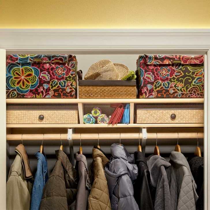 Fantastic 21 Cheap Closet Updates You Can Diy | The Family Handyman Closet Shelves And Accessories Pics