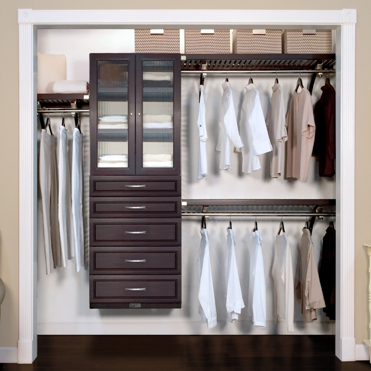 Fantastic Storage & Organization | Find Great Home Improvement Deals Shopping Floating Closet System Image