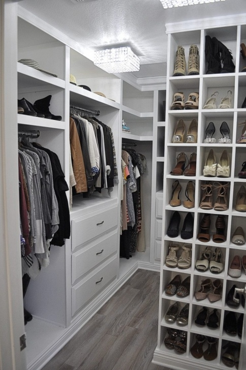 Fascinating 75 Cool Walk-In Closet Design Ideas - Shelterness Walk In Closet Ideas Do It Yourself Image