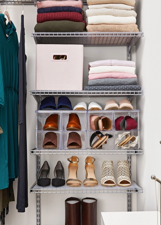 Gorgeous 31 Organizing Tips To Steal For Your Closet Evaluating Storage Needs Closet Image