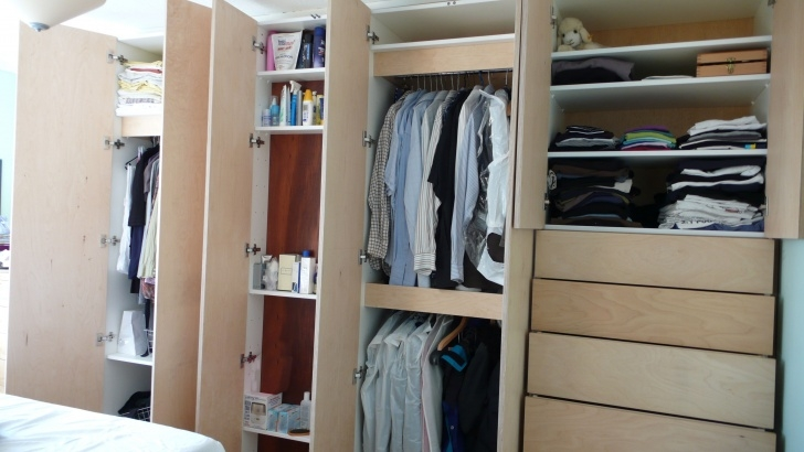 Gorgeous How To Build Your Own Fitted Wardrobe And Also How Not To Do It Diy Sliding Wardrobes Image