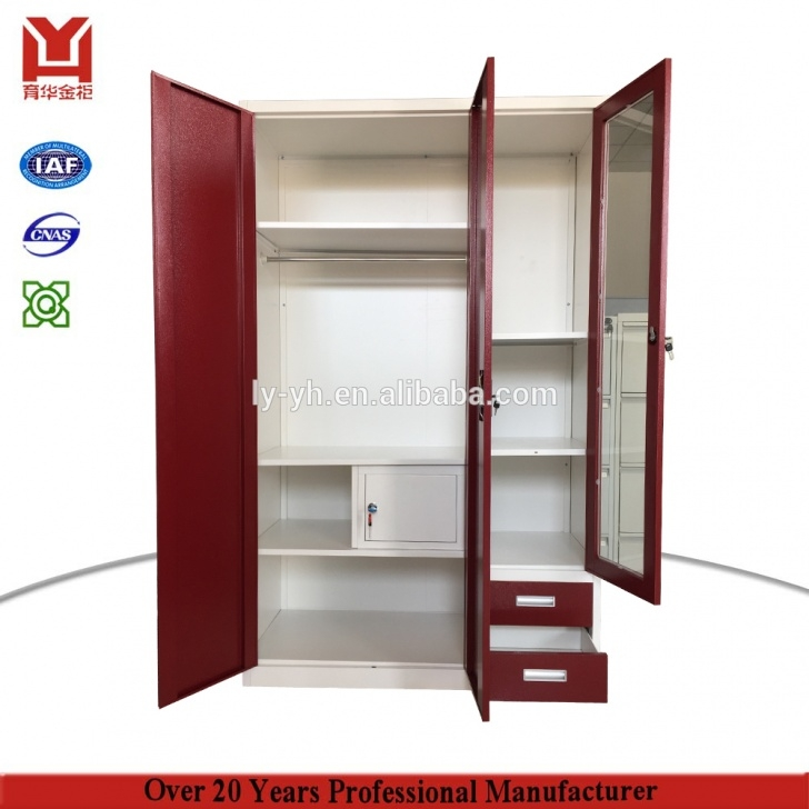 Gorgeous Indian Style Godrej Steel Almirah With Size Metal Gym Locker Otobi Safe Almari Photos
