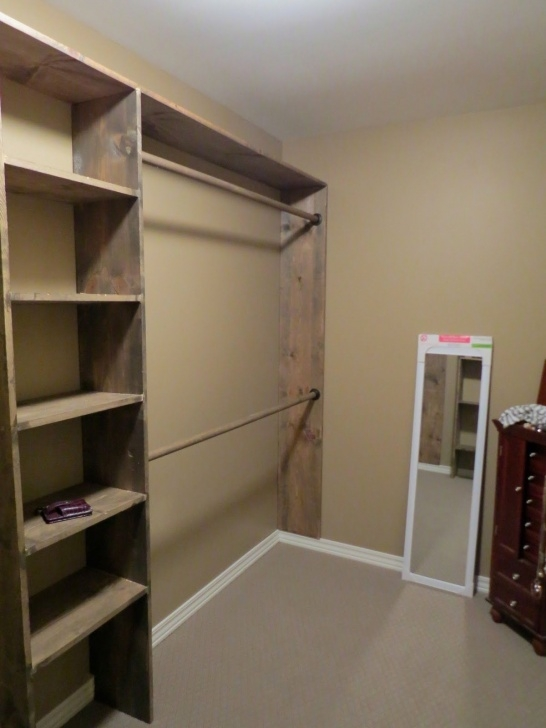 Gorgeous Let's Just Build A House!: Walk-In Closets: No More Living Out Of Walk In Closet Ideas Do It Yourself Image