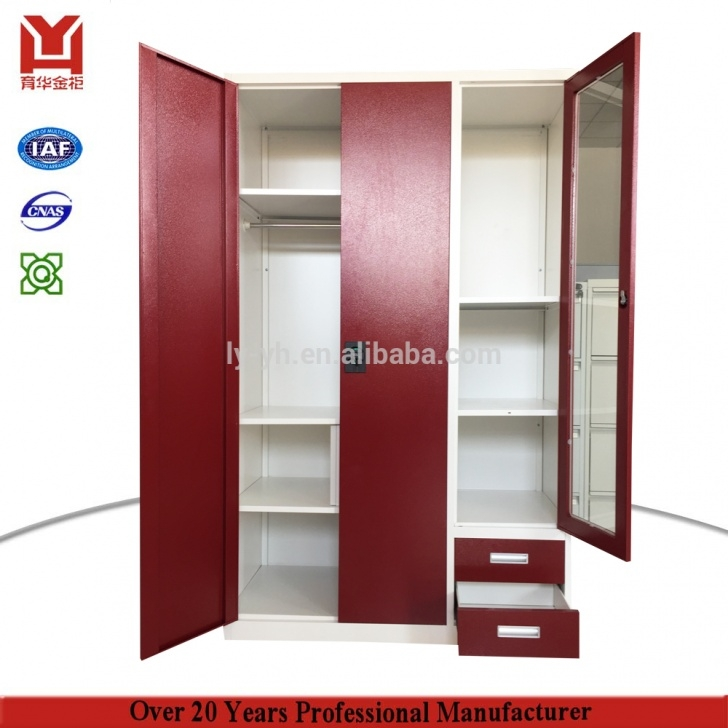 Gorgeous Luoyang Metal Dismantle Bedroom Wardrobe Design Iron Wardrobes With Metal Bedroom Wardrobe Picture