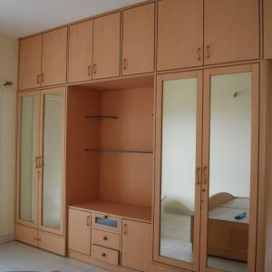 Inspirational Bedroom Wardrobe Design Playwood Wadrobe With Cabinets Also Clothes Almari Design In Wall