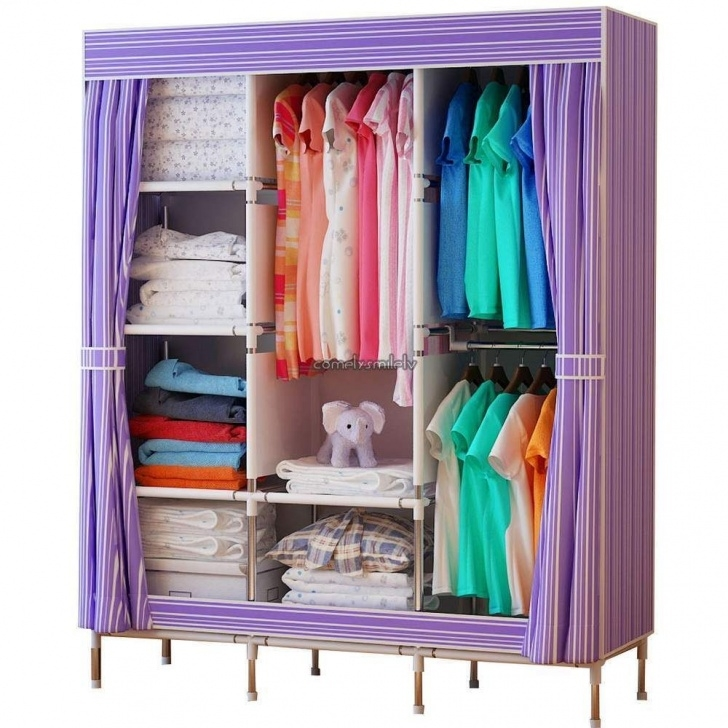 Inspirational Details About High Quality Portable Closet Storage Organizer Clothes 68 Wardrobe Closet Pics