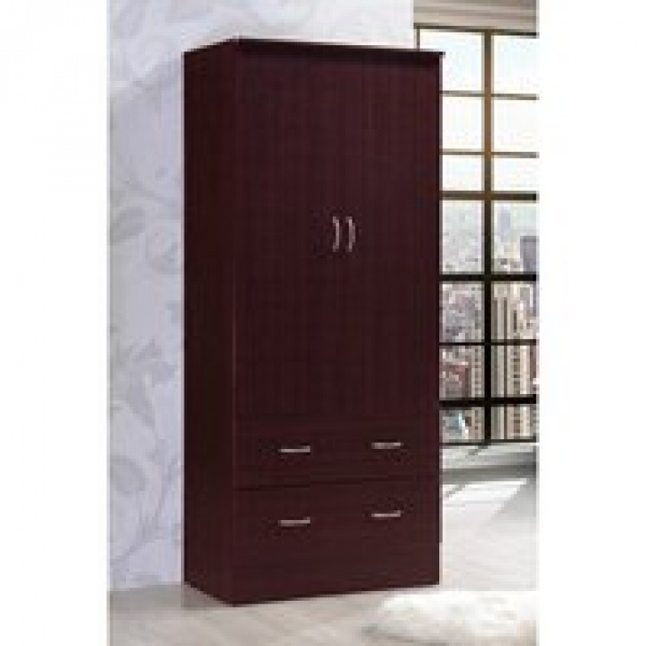 Inspirational Mahogany Shop All Armoires & Wardrobes - Walmart Armoires And Wardrobes Picture