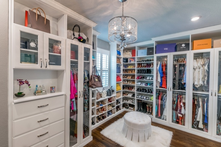 Inspirational Walk-In Closets | Trends And Design | Closet Factory Remodeling Small Walk In Closet Picture