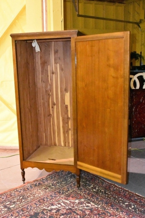 Inspiring Antique Large Cedar Wardrobe Closet Bedroom Armoire With Key By Cedar Wardrobe Closet Pics