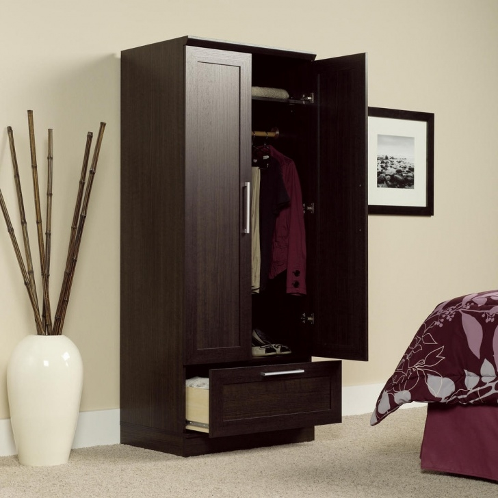 Inspiring Ideas: Organize Your Clothes With Great Portable Closets Wardrobe Wooden Portable Picture