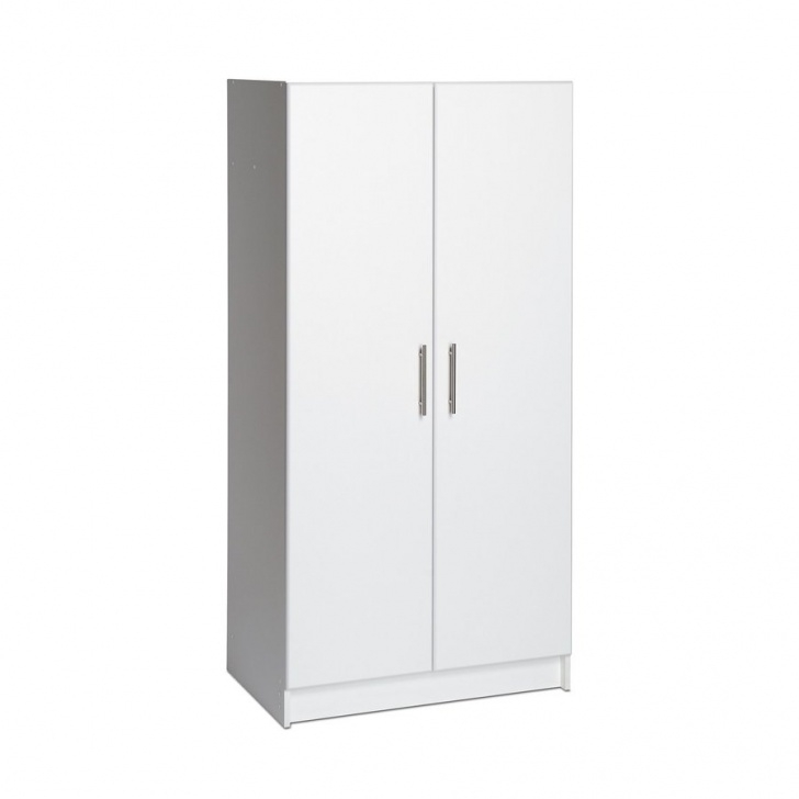 Inspiring Prepac Elite White Armoire At Lowes Lowes Wardrobe Armoire Pics