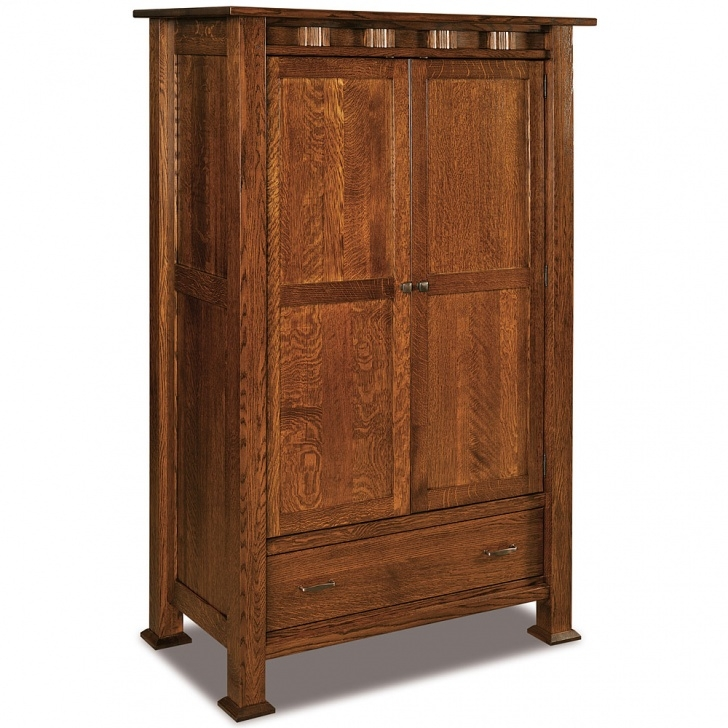 Inspiring Wardrobe Closet Armoire Solid Wood: Amish Handmade Cabinet,master Solid Wood Armoire Wardrobe Closet Amish Image