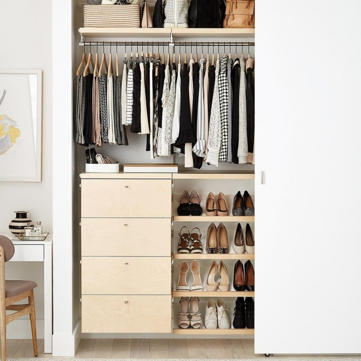 Marvelous The Best Closet Systems To Organize Your Wardrobe | Apartment Therapy Best Modular Closet System Pics