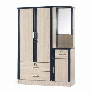 Marvelous Wardrobe With Dressing Mirror Cabinet - Buy 3 Door Wardrobe With Wardrobe With Dressing Mirror Photo