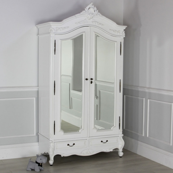 Outstanding Furniture: Perfect For Doing Your Makeup Before Work And Assessing Mirror Wardrobe Armoire Pics