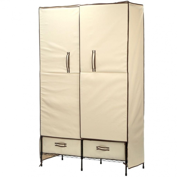 Outstanding Honey-Can-Do Portable Wardrobe Storage Closet-Wrd-01274 - The Home Depot Portable Closet Image Picture