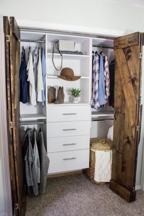 Picture of Diy Easy Closet Reno | Diy Wood Projects And Tutorials | Modular Diy Simple Closet Photo