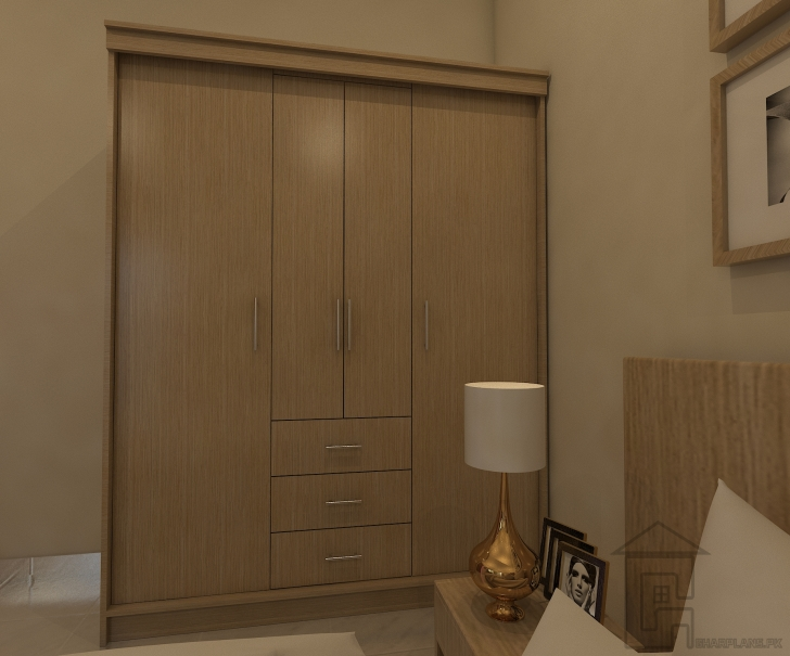 Picture of Pin By Ghar Plans Pakistan - Everything About House On Almirah Room Almari Image