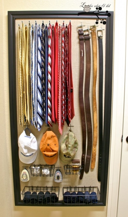 Remarkable 13 Easy Diy Closet Organizers - Shelterness Closet Accessories Organizers Picture