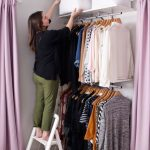 Remarkable Creating An Open Closet System | Bedroom | Closet Bedroom, Diy Diy Wardrobe Ideas Pics
