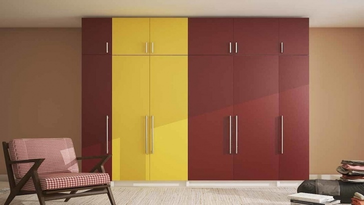 Remarkable Cupboard Design For Small Bedroom In India 2018 | Wooden Almari Full Almari Design