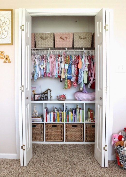 Remarkable Fantastic Ideas For Organizing Kid's Bedrooms | Organizational Tips Kids Wardrobe Ideas Picture