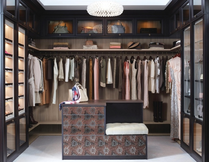 Remarkable Walk In Closet Systems | Walk-In Closet Design Ideas | California Open Closet Systems Pics