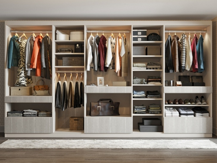 Remarkable Wardrobes In Your Interior. Types Of Wardrobes. - Colin Stevenson Clothing Wardrobes Furniture Image