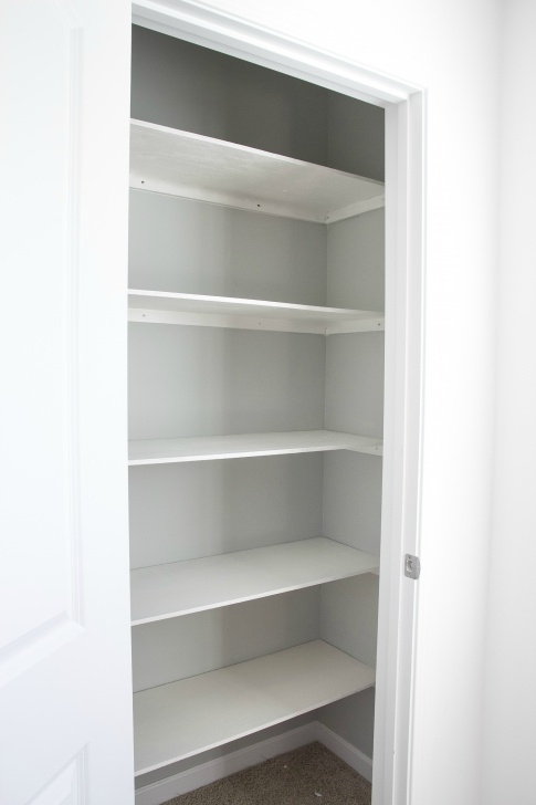Splendid Basic Diy Closet Shelving Closet Shelves And Accessories Picture