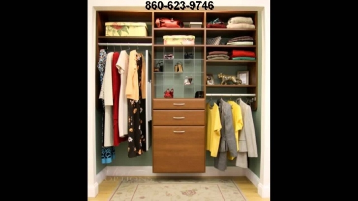 Splendid Hanging Closet Organizer | Affordable Closets Of Connecticut - Youtube Affordable Closet Organizer Picture