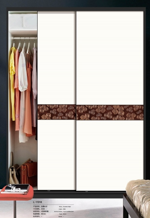 Splendid Laminate Wardrobe Closet Cabinet Lacquerer Folding Door With Edge Formica Wardrob Door Design Pics