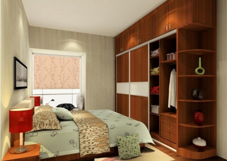 Stylish 14 3D Bedroom Design Images - 3 Bedroom House Interior Design 3D, 3D 3D Designs For Bedroom Wardrobes Photo