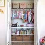 Stylish Fantastic Ideas For Organizing Kid's Bedrooms | Organizational Tips Children Wardrobe Ideas Picture