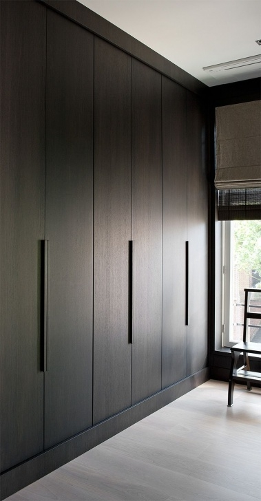 Stylish Garderobekast | Ontwerp Mees Hurkmans | Simple Wardrobe Doors Almari Wood Digain